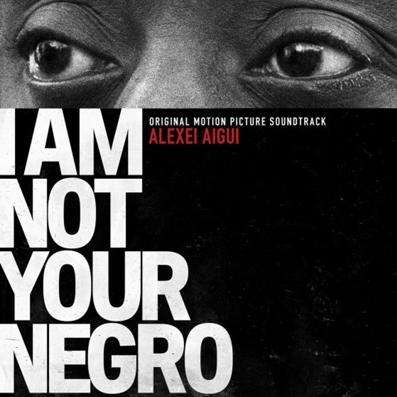 I Am Not Your Negro Cover